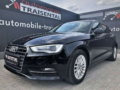 gebraucht Audi A3 Sportback quattro Daylight 2,0 TDI/Xenon/Panorama/Sitzheizung/Tempomat/Teilleder Limousine,