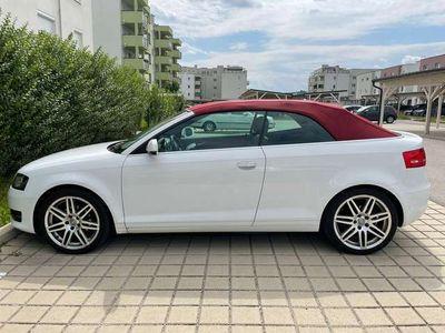 gebraucht Audi A3 Cabriolet 1,2 TFSI Comfort Edition
