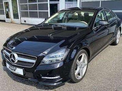 gebraucht Mercedes CLS350 CDI BlueTEC 4MATIC Aut. AMG Line