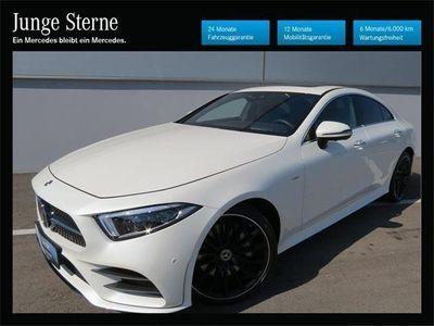 gebraucht Mercedes CLS350 d 4MATIC AMG Premium Plus Paket Finanz.mögl.