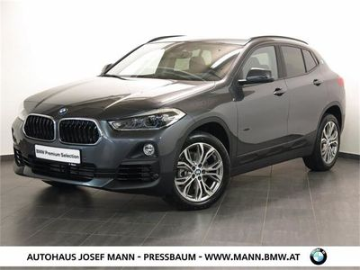 gebraucht BMW X2 sDrive18i Advantage Aut. SUV / Geländewagen,