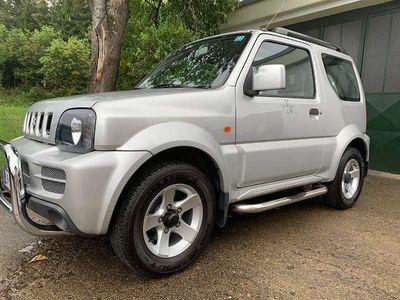gebraucht Suzuki Jimny 1,3 VX SUV / Geländewagen