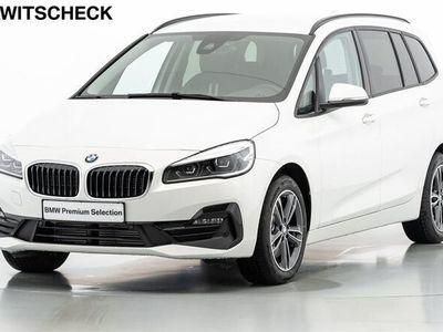 gebraucht BMW 218 Gran Tourer d xDrive NP: €50.395,- Van