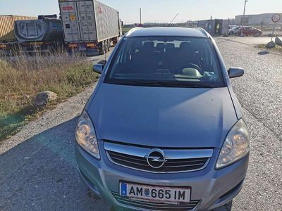 gebraucht Opel Zafira 1.9 Kombi / Family Van