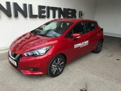 gebraucht Nissan Micra Acenta 0,9 90P