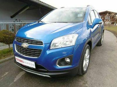 gebraucht Chevrolet Trax 1,7 TD ECO LT+ Neuwertiger 1-Besitz