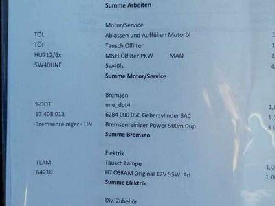 gebraucht VW Golf 1.4 TSI Sportline Limousine