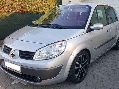 gebraucht Renault Scénic II Klein-/ Kompaktwagen