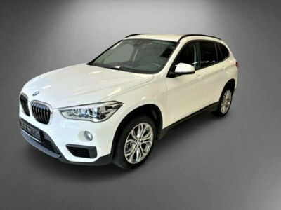 gebraucht BMW X1 sDrive18d Aut. Advantage*Sport*LED*Navi*