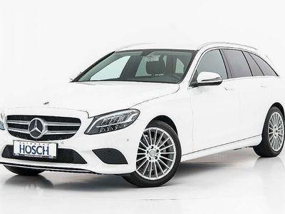 gebraucht Mercedes C200 C-KlasseT Avantgarde Aut. Kombi / Family Van