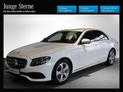 gebraucht Mercedes E220 Avantgarde Aut.