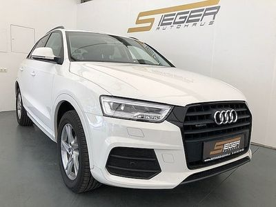 gebraucht Audi Q3 2,0 TDI Sport quattro S-tronic SUV / Geländewagen,