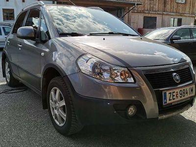gebraucht Fiat Sedici 1.6 Kombi / Family Van