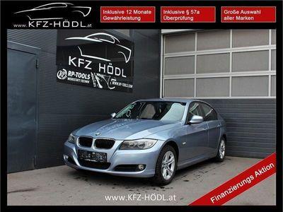 gebraucht BMW 116 3er Limousine 316d Österreich-Paket,PS, 4 Türen, Schaltgetriebe