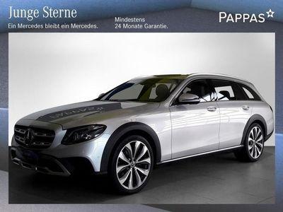brugt Mercedes E220 T All-Terrain 4MATIC Aut.
