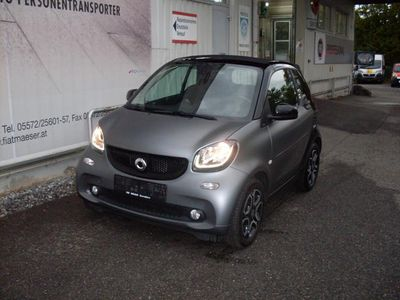 gebraucht Smart ForTwo Cabrio ForTwo Prime twinamic Start/Stop
