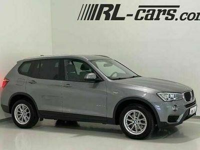 gebraucht BMW X3 xDrive20D Aut./DrivingPLUS/Komfortzugang/Abstandst