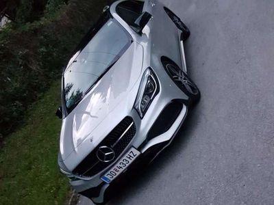 gebraucht Mercedes CLA220 d 4Matic 7G-DCT AMG Line
