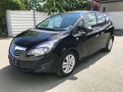 gebraucht Opel Meriva 1,4 ecoFlex Turbo Cosmo --- Navi-Sitzheizung ---