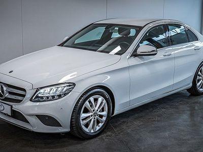 gebraucht Mercedes C220 d Aut. Avantgarde / Leder / Navi / AHK