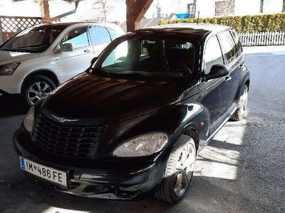gebraucht Chrysler PT Cruiser 2.2 CRD 121 PS Limousine
