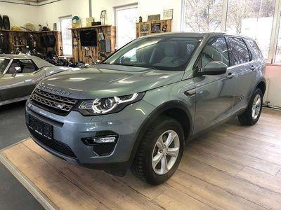 brugt Land Rover Discovery Sport 2,2 TD4 4WD SE Aut. SUV / Geländewagen,
