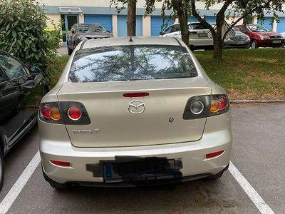 gebraucht Mazda 3 CDI 110 Plusline Limousine