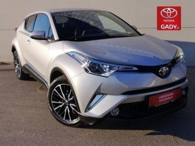 gebraucht Toyota C-HR 1,2T C-HIC 4WD CVT