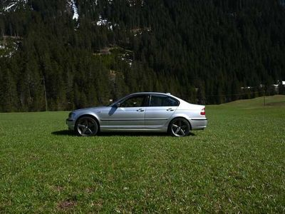 gebraucht BMW 330 3er-Reihe Allrad Diesel (E46)