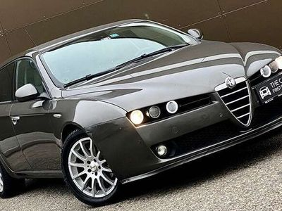 gebraucht Alfa Romeo 159 Alfa SW 2,2 JTS T. Phaser Selsp.Dist. Distinctive