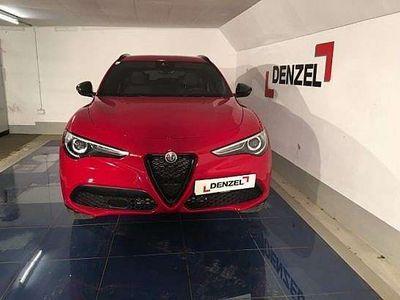 gebraucht Alfa Romeo Stelvio 2,2 ATX RWD B-Tech SUV / Geländewagen