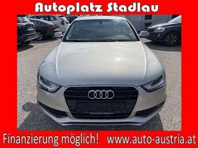 gebraucht Audi A4 Avant 2,0 TDI Intense S-LINE LEDER NAVI *FINANZIE
