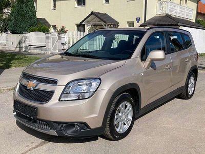gebraucht Chevrolet Orlando 2.0TD LT 7-Sitzer EB * NUR 14.188KM * G... Kombi / Family Van