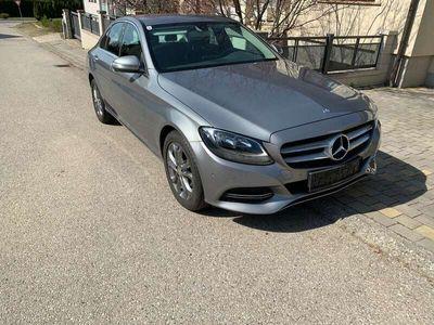 gebraucht Mercedes C220 BlueTEC A-Edition Aut.