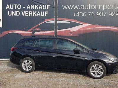 gebraucht Opel Astra ST 1,6 CDTI Ecotec Edition St./St. Kombi / Family Van
