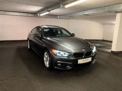 gebraucht BMW 430 Gran Coupé xd M Sport HUD/H&K/RFK/Schiebe/ad.LED