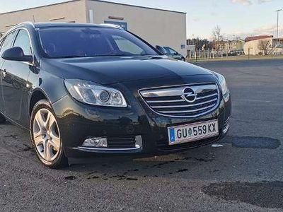 gebraucht Opel Insignia Sport Tourer Kombi / Family Van