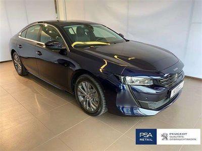 gebraucht Peugeot 508 2,0 BlueHDi 180 EAT8 S&S Allure Aut. Limousine,