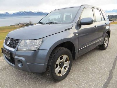 gebraucht Suzuki Grand Vitara 1,9 VX DDiS special++
