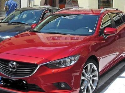 brugt Mazda 6 Sport Combi CD175 Revolution