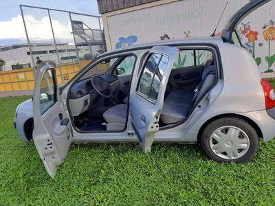gebraucht Renault Clio Sign 1,2