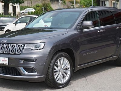 gebraucht Jeep Grand Cherokee 3,0 V6 CRD Summit