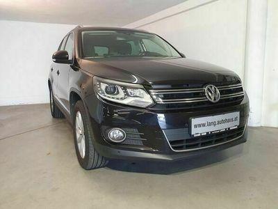 gebraucht VW Tiguan Lounge TDI SCR 4MOTION