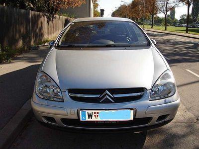 gebraucht Citroën C5 EXKLUSIVE 2,0l HPI Limousine,