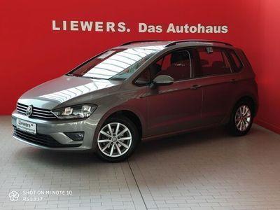 gebraucht VW Golf Sportsvan Lounge BMT TSI
