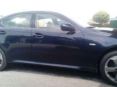 gebraucht Lexus IS220d Limousine