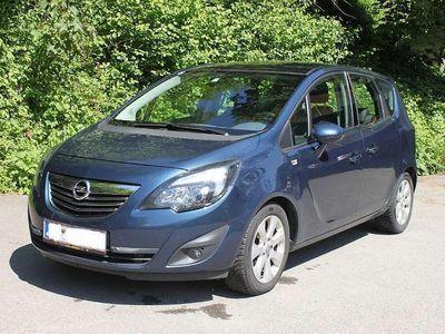 gebraucht Opel Meriva Cosmo A14NEL AT 120 Kombi / Family Van