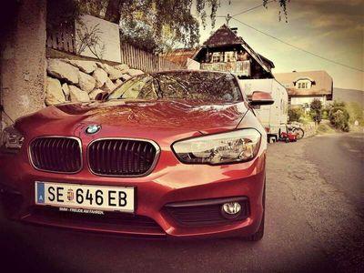 gebraucht BMW 116 Advantage