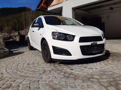 gebraucht Chevrolet Aveo lS Plus Klein-/ Kompaktwagen