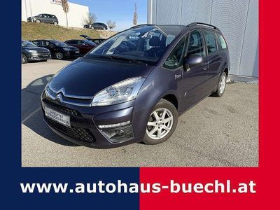 brugt Citroën Grand C4 Picasso 1,6 HDi Selection EGS6 FAP
